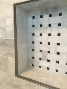 T Are Also Available In A Larger Range Of Finishes These Pieces Can Be Used To Finish Any Corners Or Where The Tile Stops At Edge Shower And