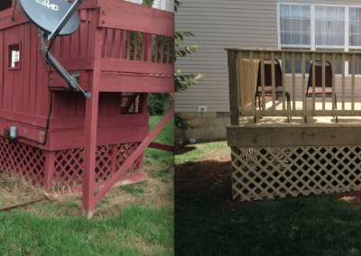 exterior painting and remodeling